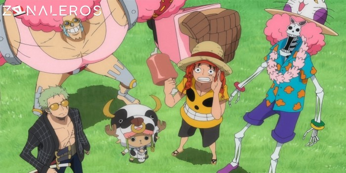 bajar One Piece Film Z