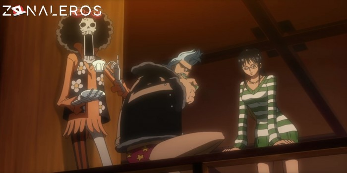 descargar One Piece: Strong World