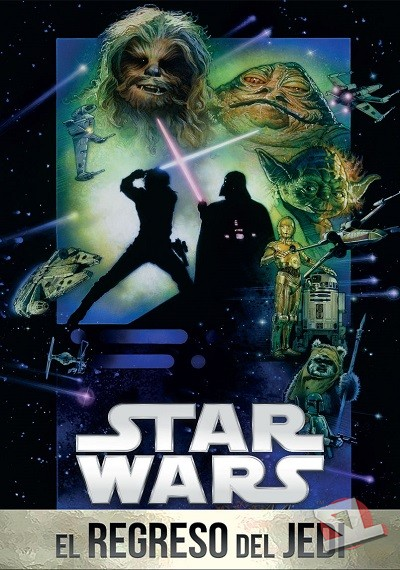 ver Star Wars Episodio 6: El regreso del Jedi
