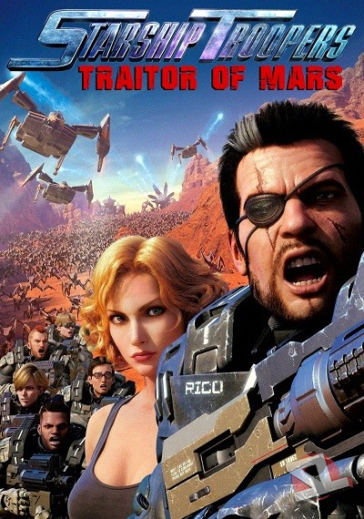 ver Starship Troopers: Traidor de Marte