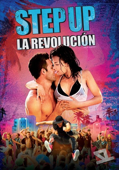 ver Step Up 4: La revolución