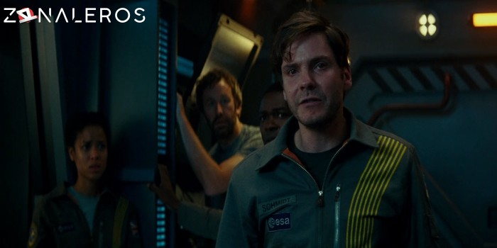 descargar The Cloverfield Paradox