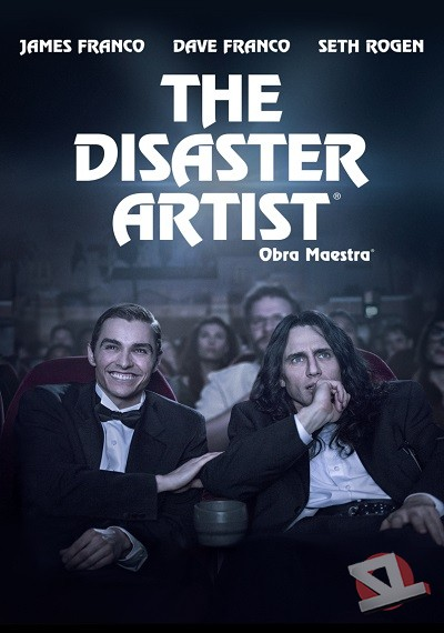 ver The Disaster Artist: Obra maestra