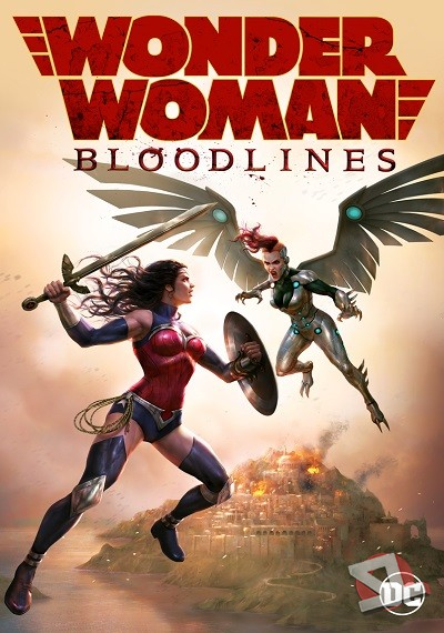 ver Wonder Woman: Bloodlines
