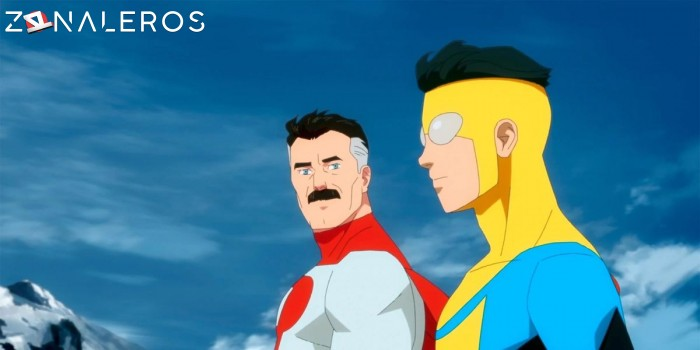 Invincible por mega